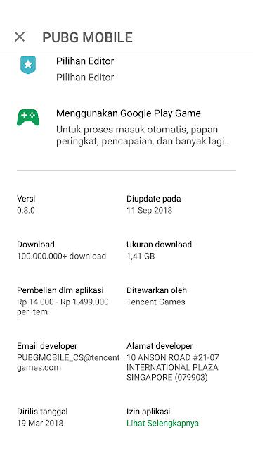 MOBA Semakin Kegeser, Kini PUBG Mobile Raih Angka 100 Juta Download di Google Play