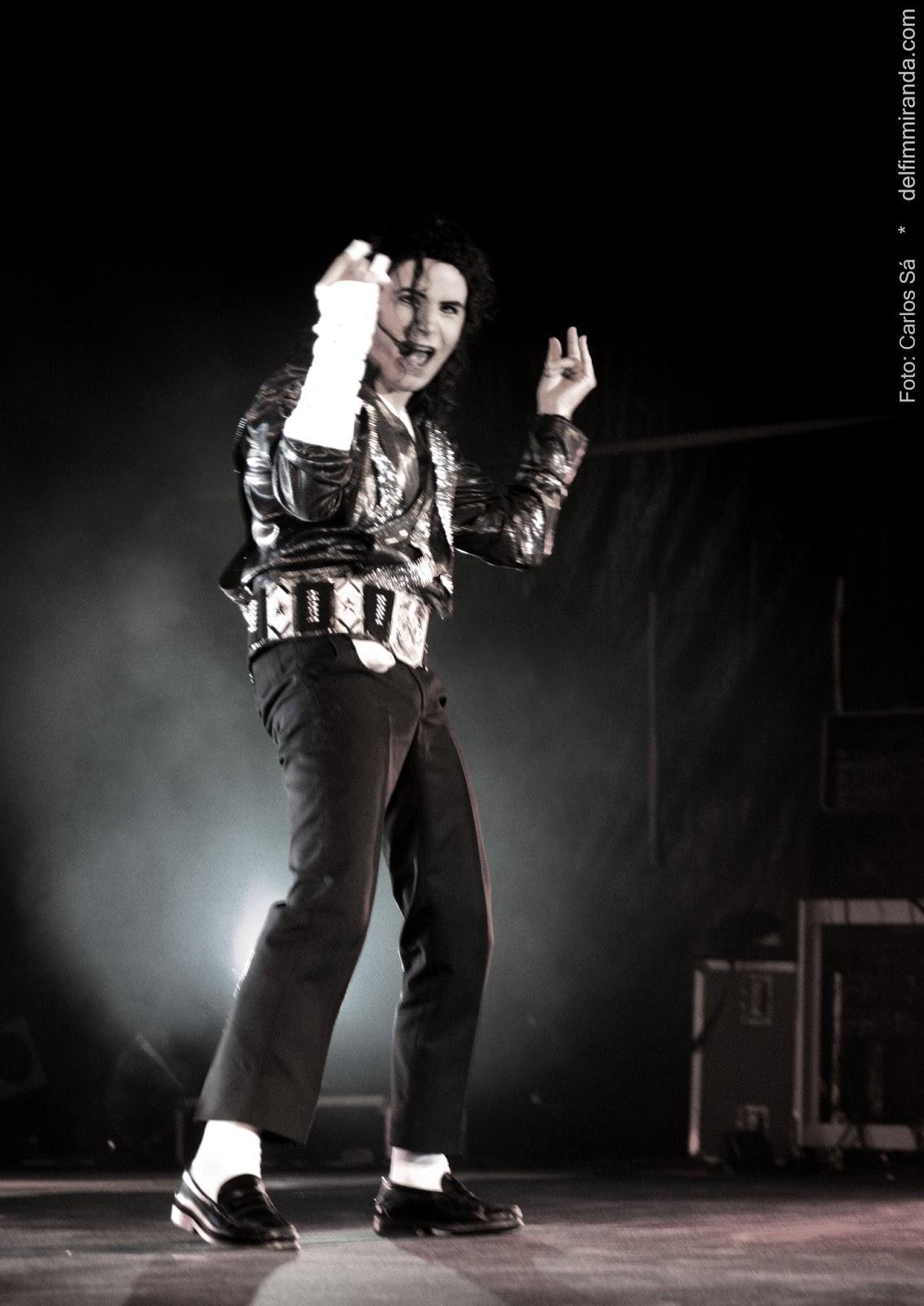 Delfim Miranda - Michael Jackson Tribute - Jam - Live Show