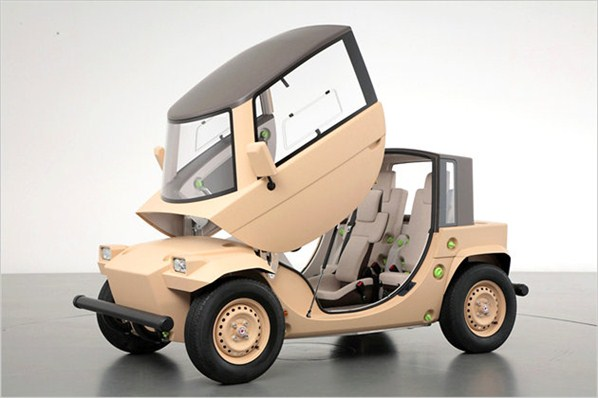 About The Drive Of Toyota Camatte And A Possible M Production Mini Car Shares Nothing With