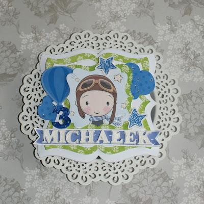 Karteczki urodzinowe dla dzieci
