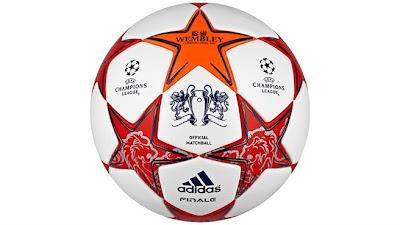 Bola rasmi FINAL UEFA Champions League 2011 - BERITA HARIAN ONLINE