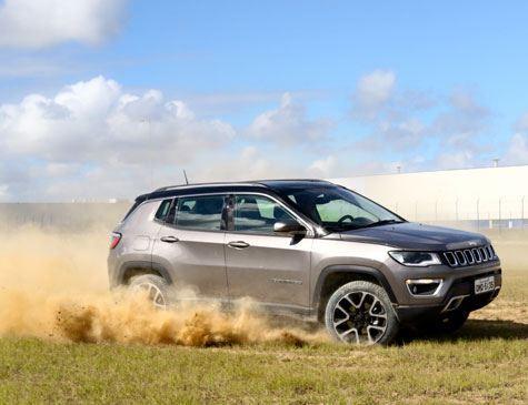 Vendas da Jeep em Goiana crescem 50% em 2017