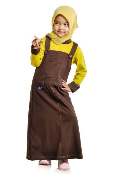 Baju Gamis Dewasa Rabbani Hijab Nemo