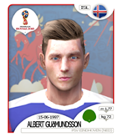 PES 6 Facepack Iceland 2018 by BR92