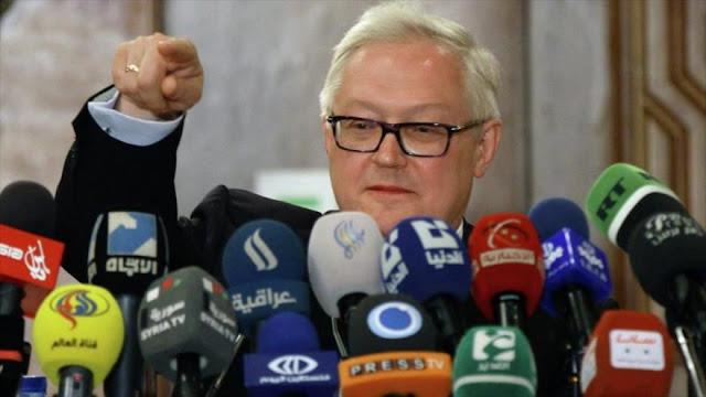 """""""Rusia responderá si EEUU limita circulación de sus diplomáticos"""""""