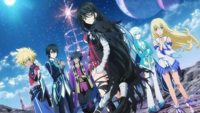 Tales Series - Daftar Anime Fantasy Terbaik Sepanjang Masa
