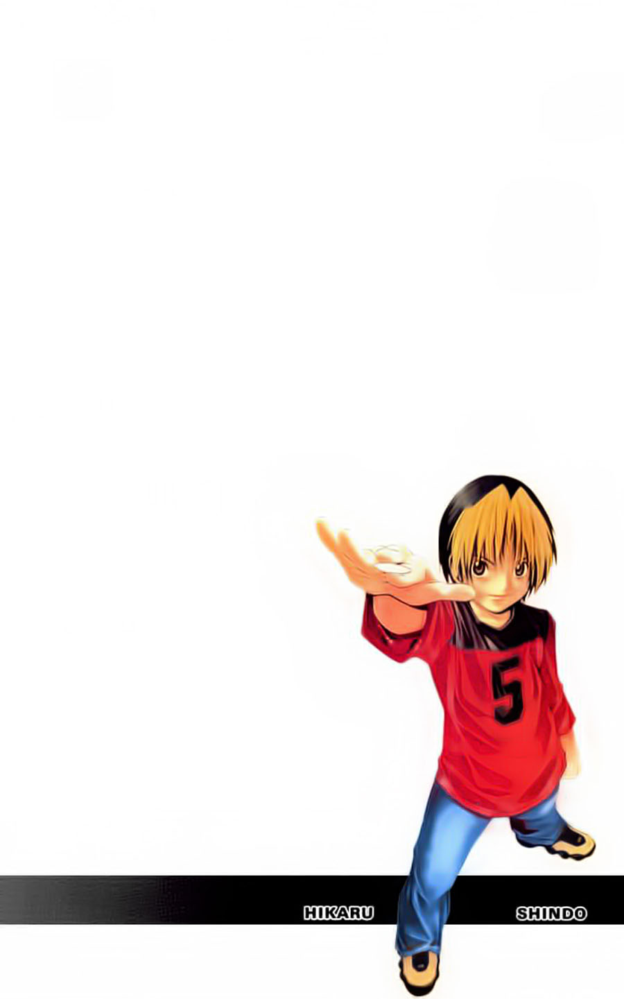 Hikaru No Go hikaru no go chap 124 trang 3