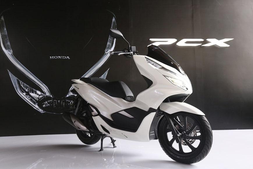 AHM RESMI RILIS PCX 150 LOKAL. OPEN INDENT NEW HONDA PCX 150 LOKAL 2018 NAGA MAS MOTOR KLATEN