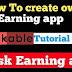 Make a Task Earning App
