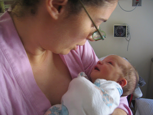 Image: Newborn Smile, by Tiare Scott, on Flickr