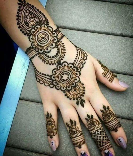 Henna Designs For Women: 195+ Best Tattoos For Girls With Meaning (2018