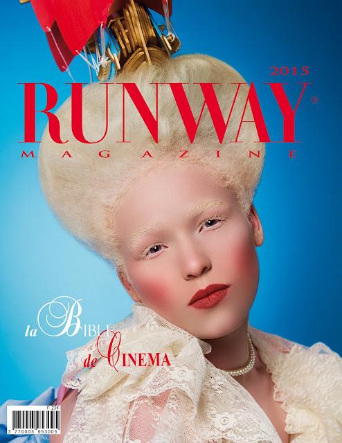 Runway Magazine Cover 2015