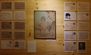 Wystawa w Willi Oksza