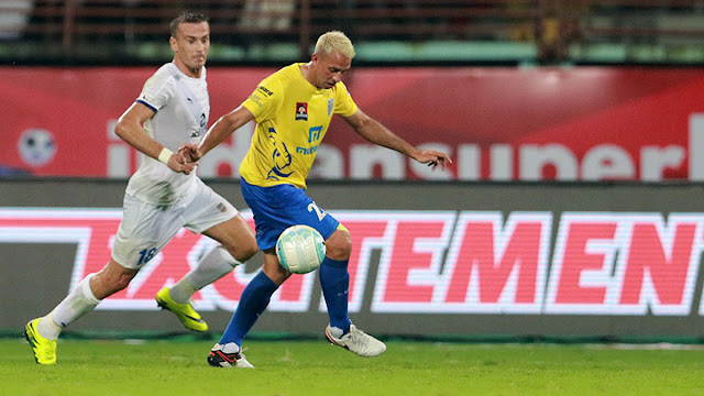 Hero ISL 2016: Blasters beat Mumbai City FC