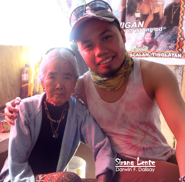 Whang Od is the oldest tattoo artist.