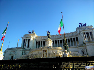 Rome Italie Monument à Victor-Emmanuel II