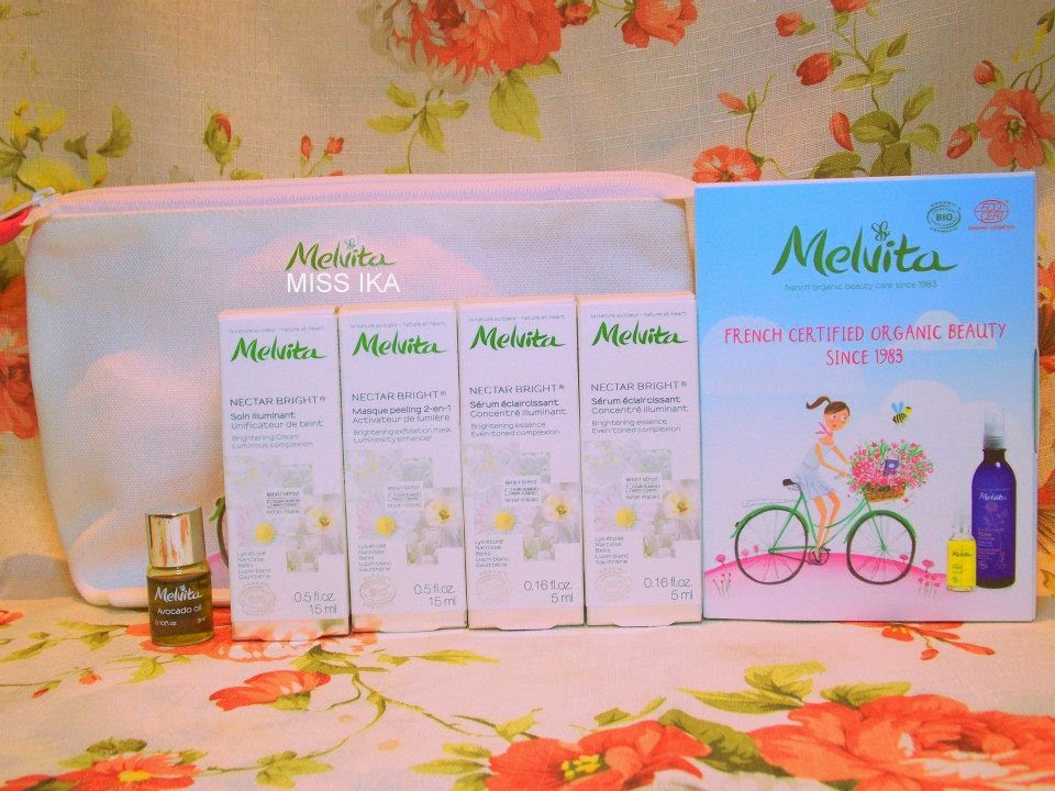 MELVITA SHOPPING HAUL + A LOT OF  FREE SAMPLE