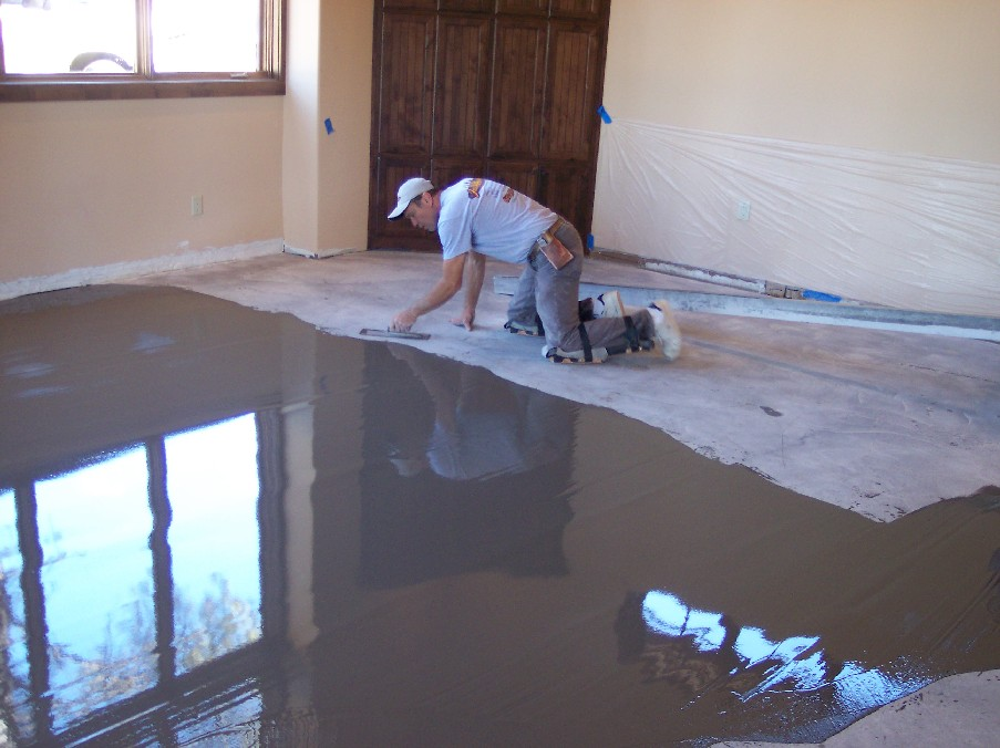Floor Levelling