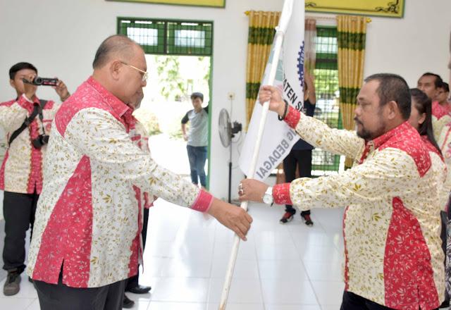 Bupati Lantik Ketua PERHIPTANI Periode Tahun 2019-2024