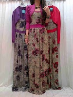 Maxi Spandex Bunga + Bolero SOLD OUT