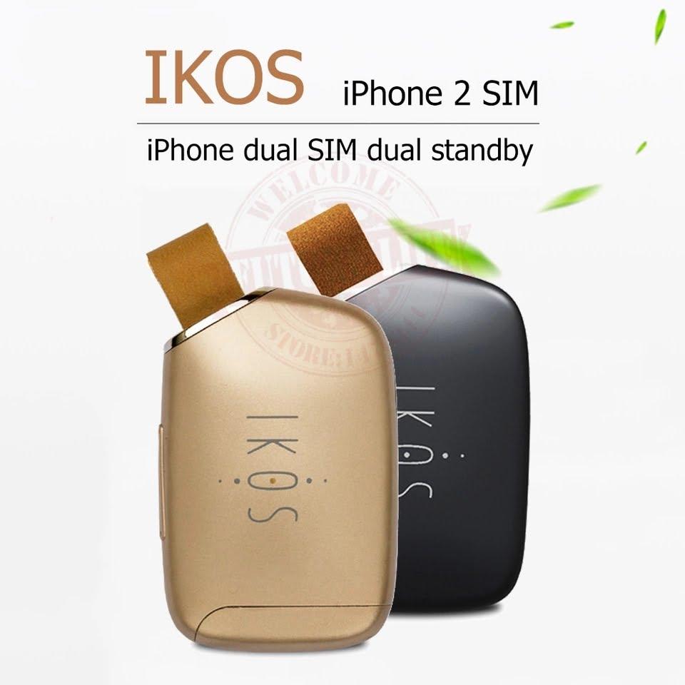 IKOS Bluetooth Dual SIM Adapter | G&J Demo Store
