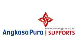 Lowongan Kerja PT. Angkasa Pura Support April 2019