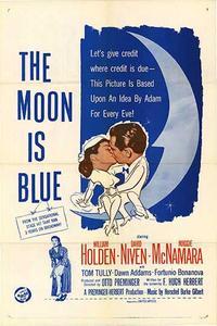 Watch The Moon Is Blue Online Free in HD