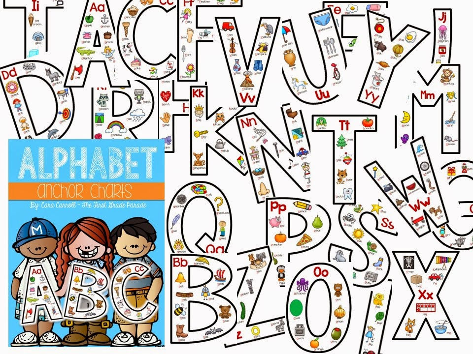 Small Group Alphabet Instruction (AKA - The Longest Post EVER) - The