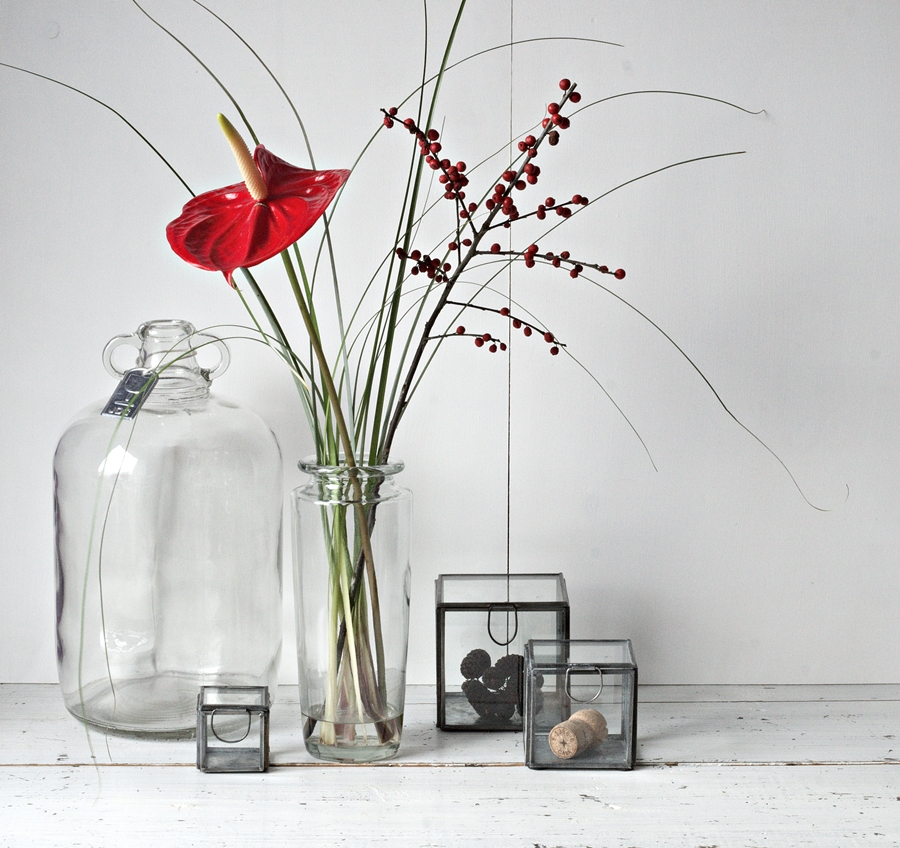 Blog & Fotografie by it's me! | Dekoration mit frischen Blumen |  www.einwenighiervonunddavon.blogspot.de