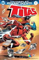 DC Renascimento: Titas #7