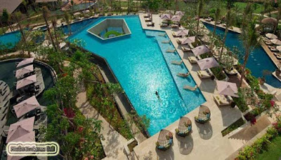 Kolam Renang Rimba Jimbaran Bali
