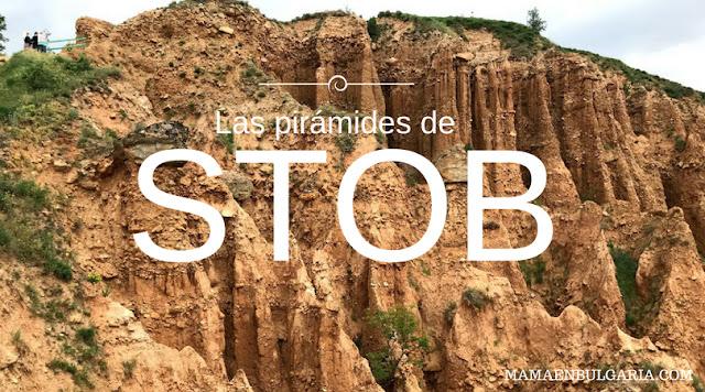 pirámides Stob Bulgaria