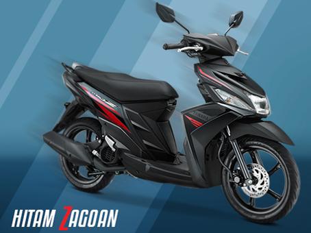 Spesifikasi dan Harga All New Yamaha Mio Z