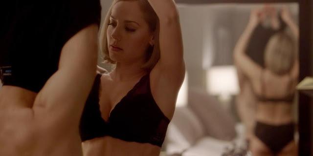 Mackenzie Porter lingerie