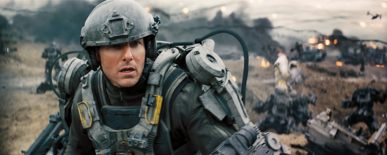 Future War Stories: FWS Index: Live-Action Military Sci-Fi