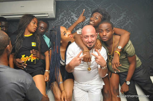 p Don Jazzy, Tiwa Savage, others @ The Place for #MTNCelebDouble rave