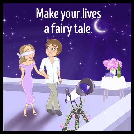 Make Happy Relationship in Life with 7 Secrets Fairy tale