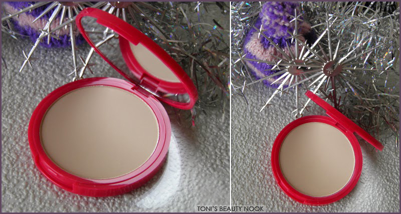 bourjois healthy balance powder vanilla