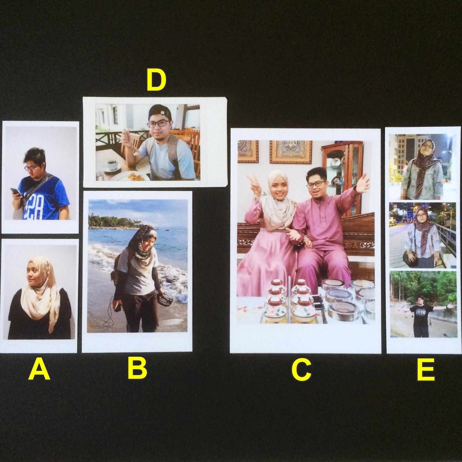 Instax Dan Polaroid Printing Malaysia Firdaus Life