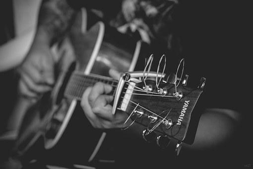 Para ser un buen guitarrista.