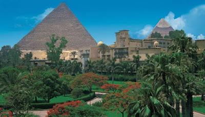 أشهر الفنادق في القاهرة