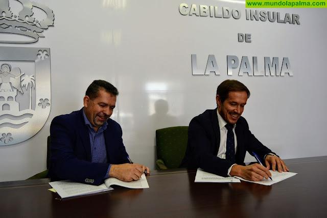 El Cabildo apoya las soluciones que permitirán poner en marcha el ascensor panorámico de Santa Cruz de La Palma