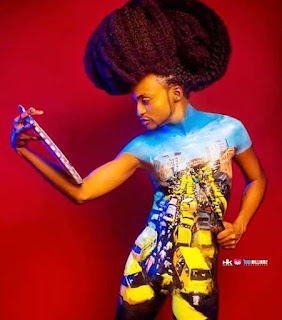 Denrele Edun Breaks The Internet With Nude Photos To Celebrate His 37th Birthday
