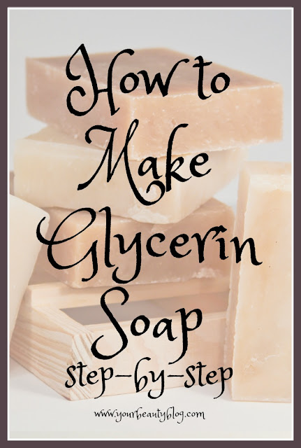 Looking for melt and pour soap ideas?  Here's how to make glycerin or melt and pour soap without lye.  Soap melt and pour is easy to make in about 10 minutes at home.  This melt and pour soap diy tells you step by step how to make soap without lye.  It also includes several glycerin melt and pour soap recipes.   Soap making melt and pour can produce a unique bar of soap depending on what you add to it.  Learn how to make diy melt and pour soap recipe.  #soap #meltandpour #soapmaking #diy #diysoap #glycerinsoap #meltandpoursoap