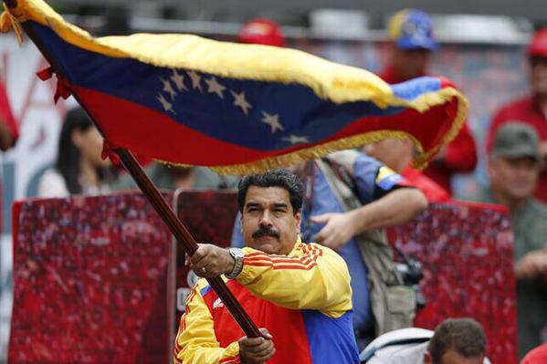 Tribunal Supremo venezolano cierra posibilidad de recortar mandato de @NicolasMaduro
