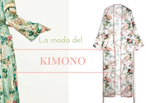 moda del kimono primavera estate 2017