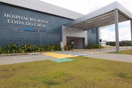 hospital%2Bcosta%2Bdo%2Bcacau%2B2 Hospital da Costa do Cacau reduz filas para cirurgias