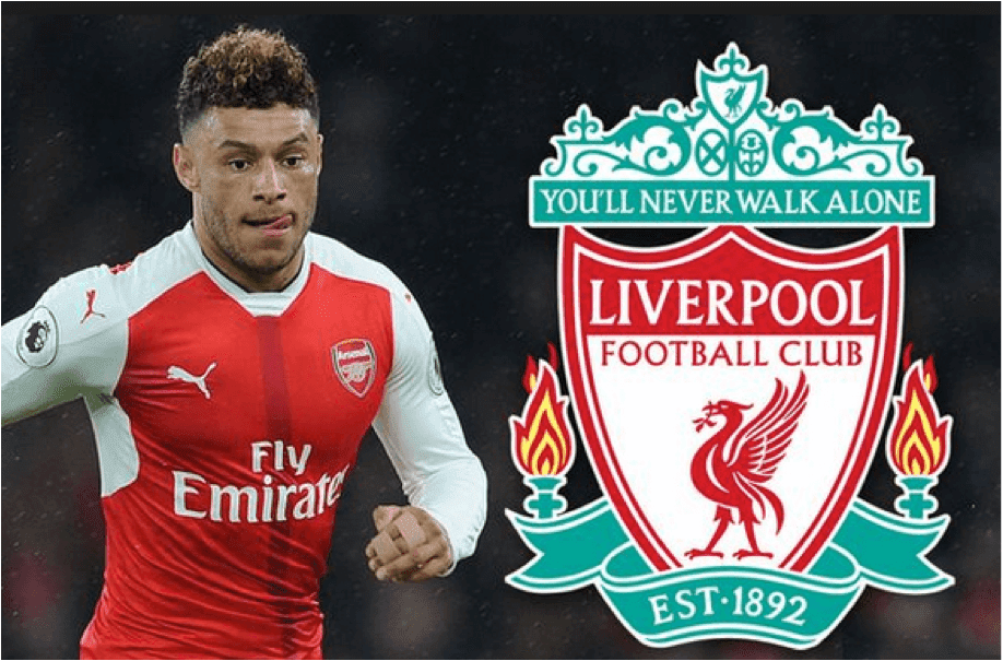 Liverpool set to complete Alex Oxlade-Chamberlain move from Arsenal