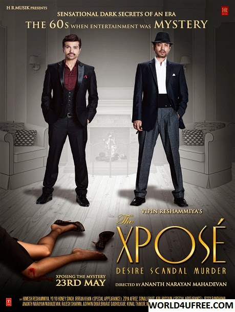 The Xpose (2014) 720p DVDRip 900mb AC3 5.1