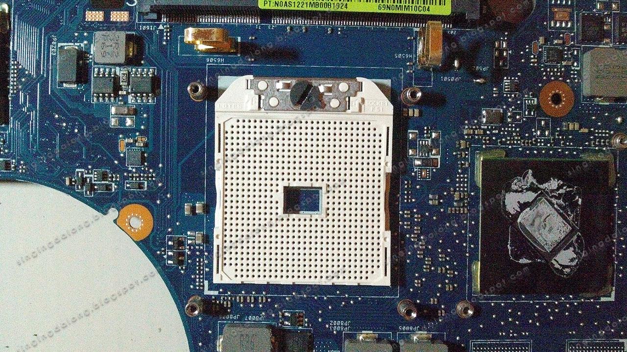 Asus K55DR APU Upgrade Review